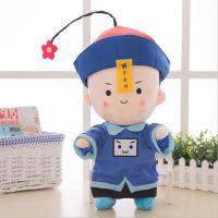 网红爆款僵尸小鱼毛绒玩具厂家直销可来图定制 长期批发加工各种玩偶