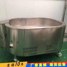广东全自动豆泡油炸机器设备 电加热节能型油炸机兰花干专用机器