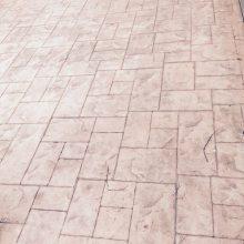 科尔沁右翼前旗 艺地模压混凝土路面彩色印花地坪-您的私人定制款