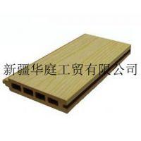 新疆塑木型材乌鲁木齐塑木耐候性强昌吉木塑生产厂家