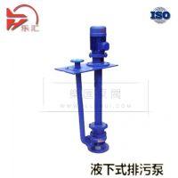 液下式排污泵 排污泵 液下式 YW 乐汇品牌 质量可靠