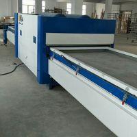 门板转印机 热加温PVC真空吸塑覆膜机 优质家具板材 真空覆膜机