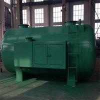 河南火热销售农村生活污水处理MBR一体化设备ZD-MBR-20日处理量20立方