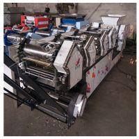 青曼机械压面机 挂面机 自动压面机一次成型挂面机