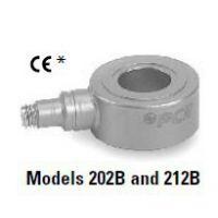 供应美国PCB公司 高量程ICP石英测力环传感器 202B、212B