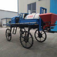杀虫喷药施肥多用机 大型四轮自走式打药车 500升水稻打药机