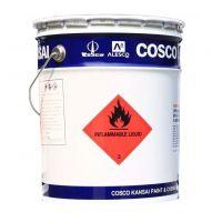 关西 RUSGON 50 特种快干醇酸防锈底漆 20KG 包装 关西油漆哪里便宜