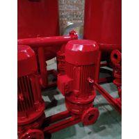 安装系统喷淋泵 喷淋泵安装启动XBD3.2/54-125L新疆哪里有卖消防泵 消火栓泵
