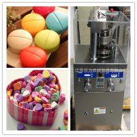 彩色药片糖果 旋转式压片机ZP9A