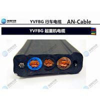 埃因电缆厂家直销,YFFBG4*120mm²/4*95mm²行车电缆,起重机电缆