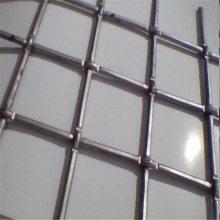矿筛网类型 镀锌轧花网厂 养猪围栏网