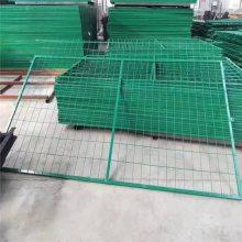工厂防护网 框架护栏网多少钱一米 pvc护栏网