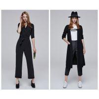 杭州大牌尤西子折扣女装 品牌尤西子女装折扣尾货市场