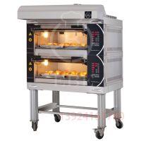 NFD-EBE40D(S)电烤箱 两层四盘电烤箱