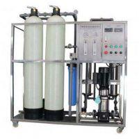 纯水设备厂家 传真打印机油墨用去离子水设备制取纯水设备