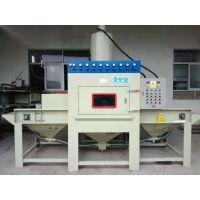 各种尺寸通过式喷砂机可根据工件尺寸特别制作