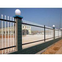 表面喷塑围墙锌钢护栏奔诺护栏厂家直销