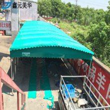金华义乌市定做餐饮活动雨篷 推拉式烧烤摆摊蓬 折叠雨棚布 安装_质量可靠