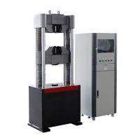 济南众标生产WAW-D系列微机控制电液伺服万能试验机