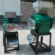 易操作小型家用挤扁机豆类粮食作物挤扁机农业机械