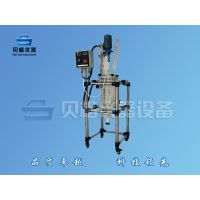 单层玻璃 、双层玻璃反应釜如何选择郑州贝楷仪器货真价实
