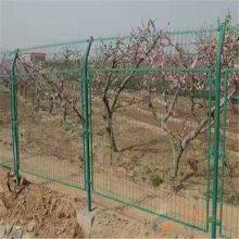 景区园林防护网 花圃防盗围栏 框架护栏网厂家