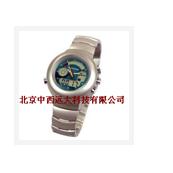 中西(DYP)石英手表腕式核辐射、射线检测仪/个人辐射剂量检测报警仪/辐射仪库号:M386668