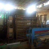8成新福建三明三维产3x6尺十五层木工热压机转让