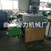 骏力牌 直径90厘米粮食加工电动石磨机 小麦面粉机 电动石磨机优惠促销