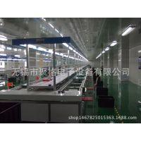 定制LED自动化装配线三倍数链组装线 厂家直销工装板自动组装线