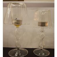 玻璃烛台花罩工艺品,玻璃管棒彩色玻璃棒批发