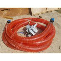生产加工软管吸粮机 软管螺旋式吸粮机 润众