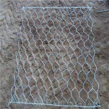 六角铅丝石笼 固堤防冲刷 优质固滨笼批发