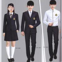 西安校服定做 西安校服厂家 中小学生校服定制 英伦校服款式 环诚制衣