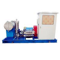 凝汽器高压水清洗 立式冷凝器清洗机宏兴HX-80150