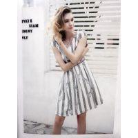 欧美时尚品牌女装加盟风恋妮多种款式外贸服装批发网店服装货源批发
