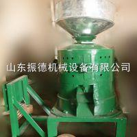 五谷杂粮碾米机 家用全自动碾米机 玉米稻谷脱皮机 振德牌