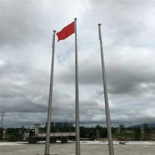 耀恒 泰州不锈钢旗杆生产厂家 泰州锥形旗杆