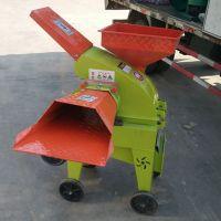 圣鲁多功能铡草粉碎机 小型揉丝粉碎机