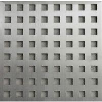 若胜方型0.5孔镀锌板 方孔过滤装饰网 厂家批发