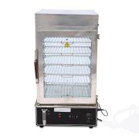 双层玻璃保温柜 上海食品展示柜