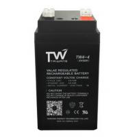 4V4AH电子称电瓶 4V台灯电池 免维护铅酸蓄电池 高品质工厂直销 修改 本产品采购属于商业贸易行