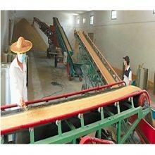 [都用]宁波市混凝土输送机 沙浆专用传送带 皮带输送机定做厂家