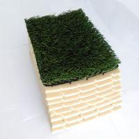 高性价比环保透气型足球场减震垫 三维缓冲垫 10mm合成材料吸震垫