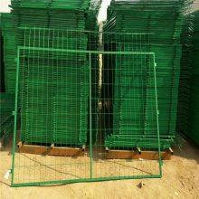 框架护栏网加工 球场围网批发 护栏围栏价格