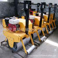 晨畅cc-700手扶式压路机 厂家手扶小型压路机
