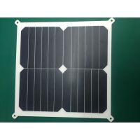 sunpower jhxt ip066 6v13w高转换率太阳能发电板 柔性便携充电板