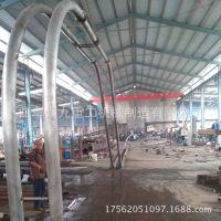 高平市化肥尿素管链输送机 管链输送机批发 化学品密闭管道输送机