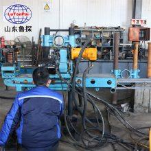 山东鲁探KY-200型金属矿山全液压钻机岩心钻机