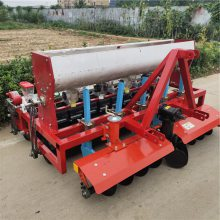 谷子高粱精播机 14行小麦施肥打垄播种机 藜麦种植机参数